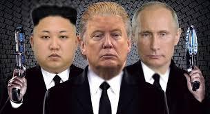 Putin, Trump, Kim Jung-un: attenti a quei tre. Possono aprire la porta alla Terza GuerraMondiale
