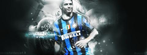 In Cina danno Cristiano Ronaldo all'Inter: 350milioni al Real Madrid e non è dato sapere quanto algiocatore