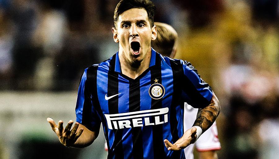 Messi Inter più di una suggestione. In arrivo tre grandigiocatori