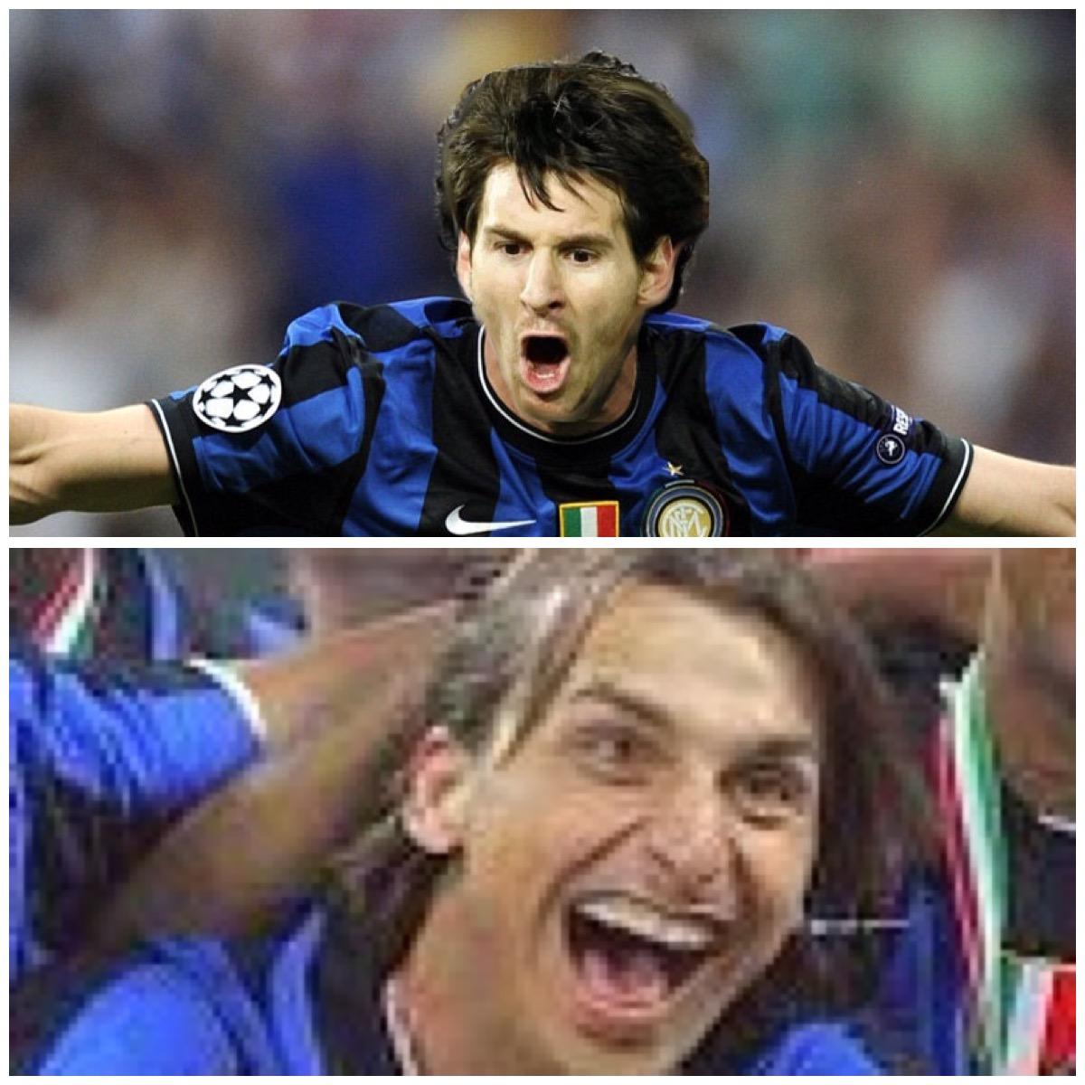 Messi e Ibrahimovic all'Inter… più di un'ipotesi. Pronta una montagna di Euro per idue