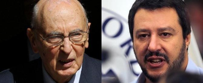 La vera storia della guerra dell'Italia alla Libia e il voltafaccia diNapolitano