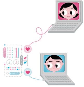 Amore e sesso grazie ad Internet. Ma non tutto è rosa e fiori. Un piccolo trattato sulle relazioni tra argonauti delweb