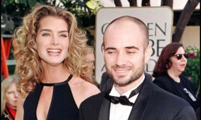 Shields/Agassi