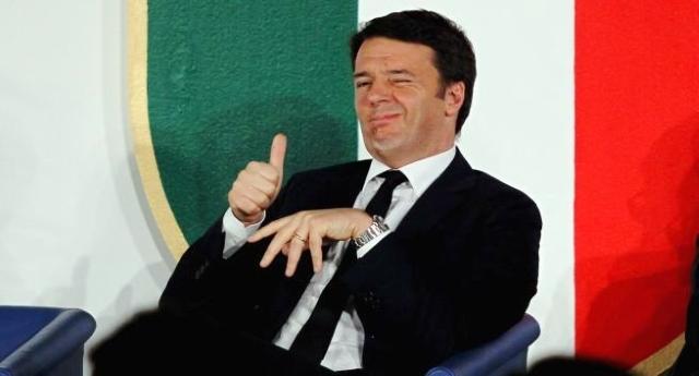 Il beccamorti Matteo Renzi è riuscito a seppellire definitivamente lasinistra