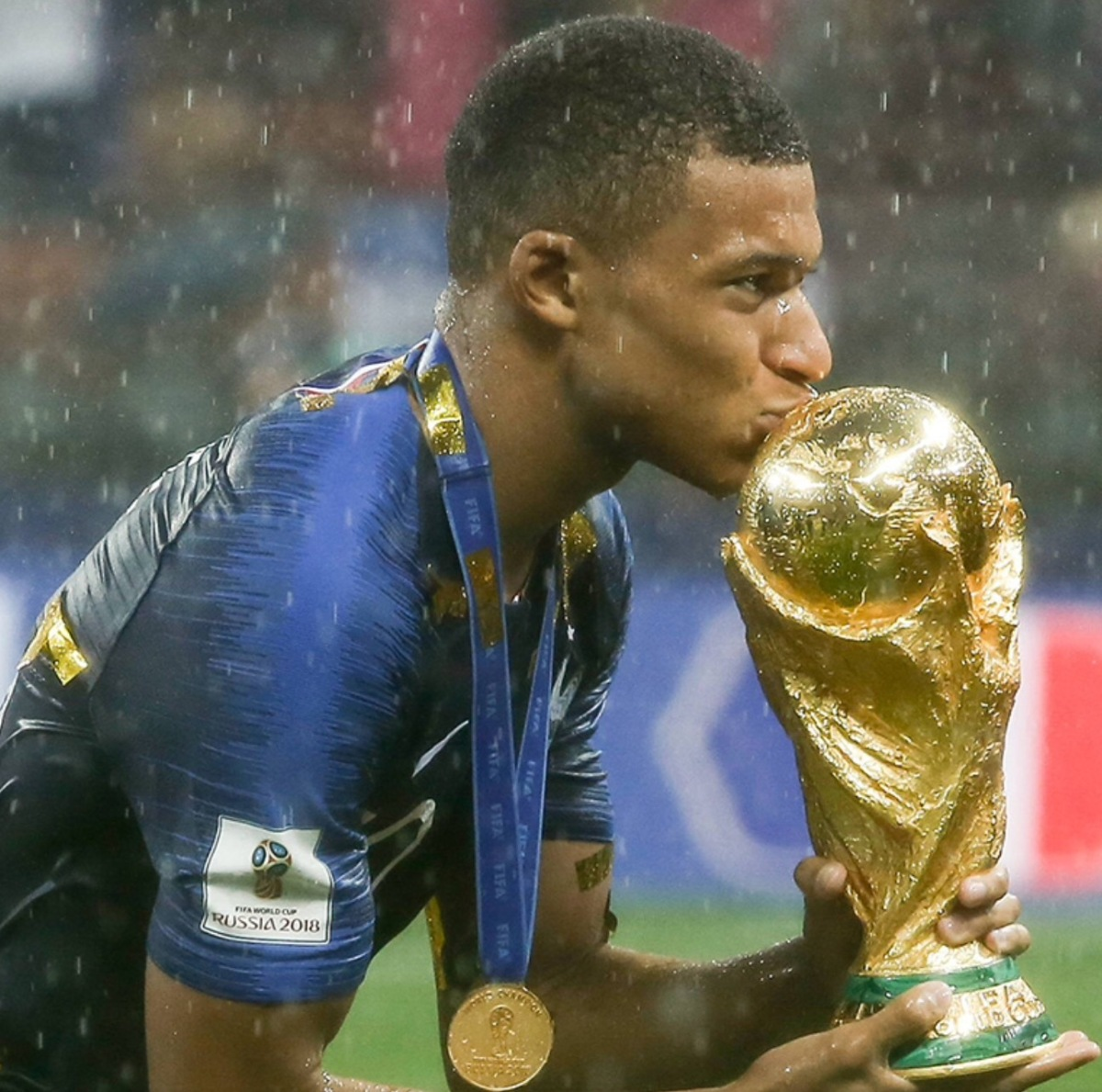 Kylian Mbappe è già più forte di Cristiano Ronaldo; vi spiegoperché